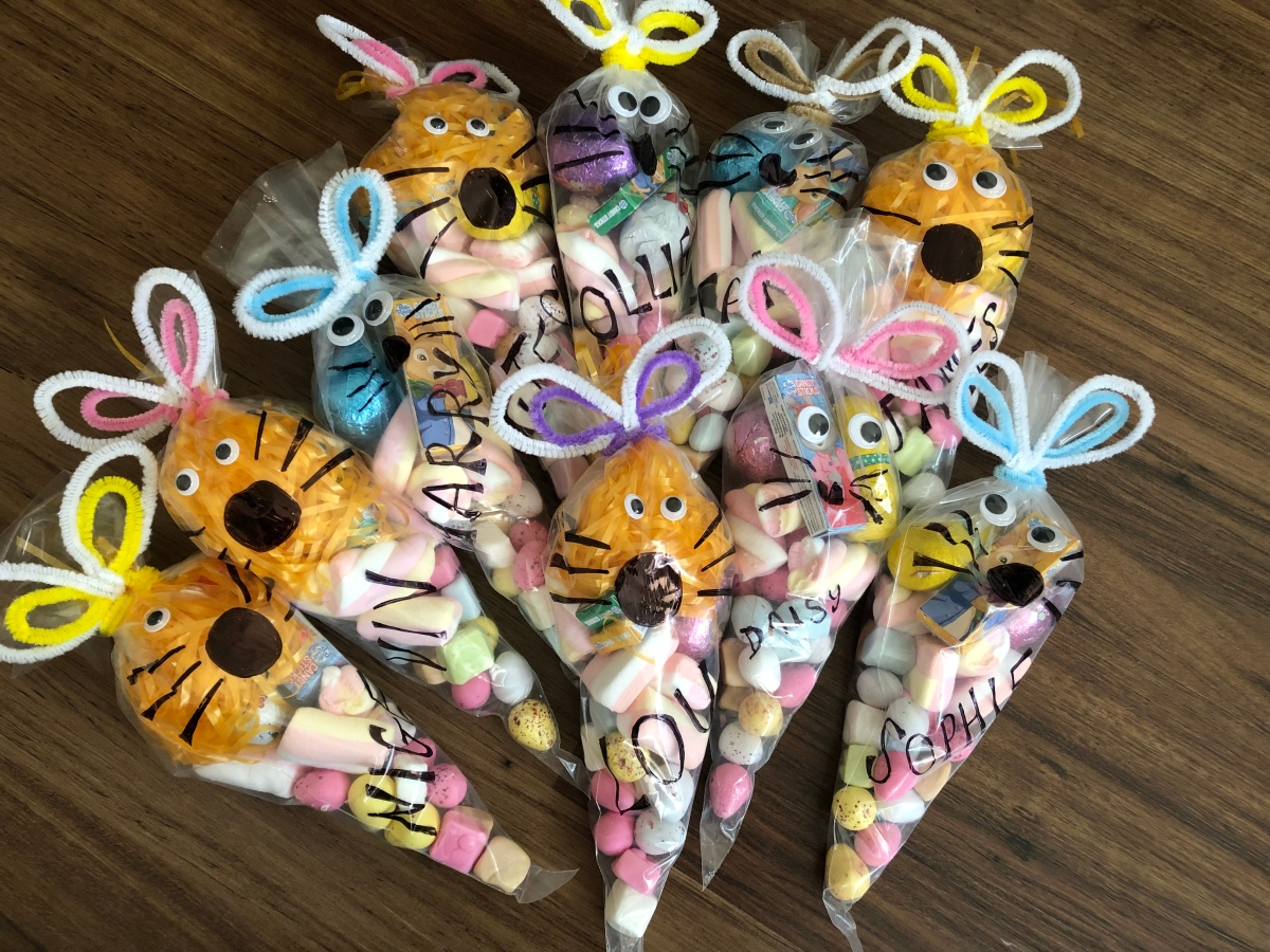 DIY Make – Budget Saving Easter Bunnies
