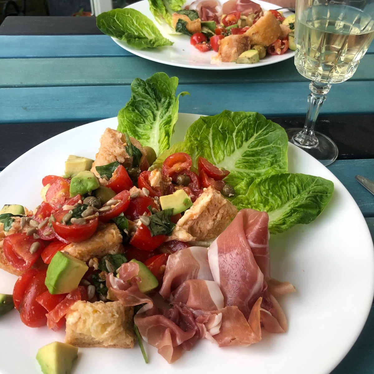Recipe – Summer on a Plate Panzanella